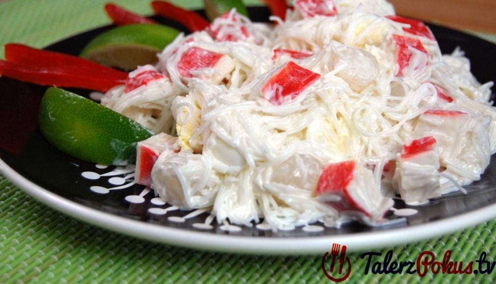 Przepisy Salatki I Surowki Przyjecia Male I Duze Salatka Z