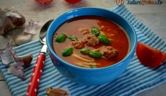 Zupa spaghetti