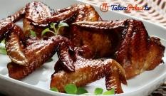 Pikantne skrzydełka kurczaka