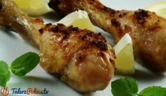 Cytrynowe pałki kurczaka
