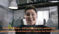 Dorota,Karol i goście ! Nowa kampania LIDL POLSKA